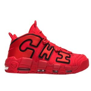 BRAND NEW Nike Air More Uptempo Chicago QS